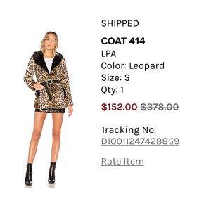 Lpa Fur Jacket